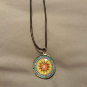 Mantra necklace